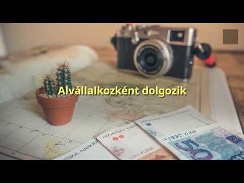 Internetes munka befektetés és tapasztalat nélkül)