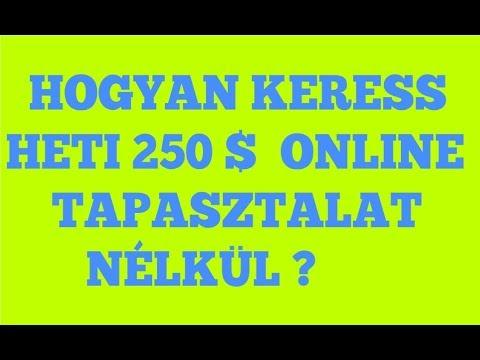 kereset internet nélkül 50 pénzszerzési módszer
