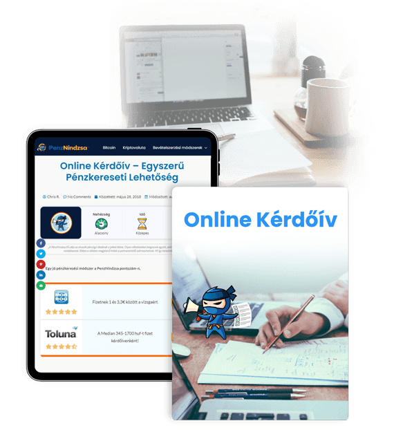 Hogyan keress pénzt online?
