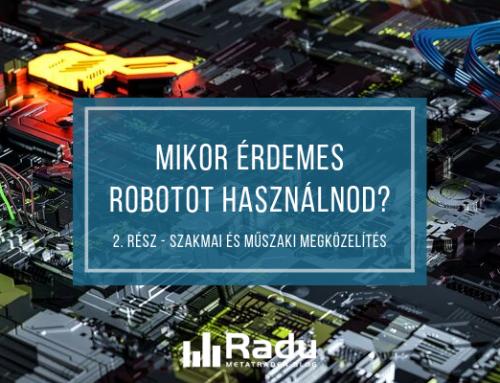 A kézi és robotos kereskedés kapcsolata | kosarsuli.hu