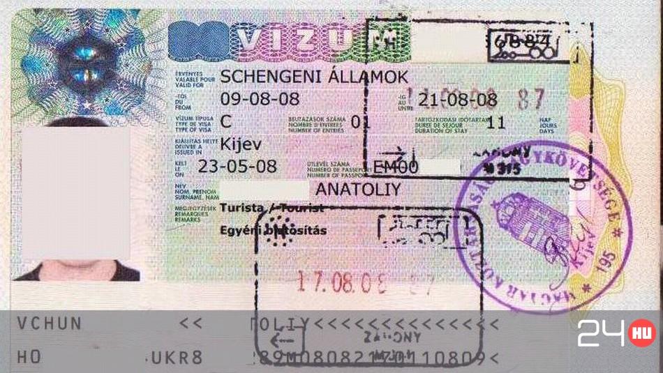 vízum pénzt keresni