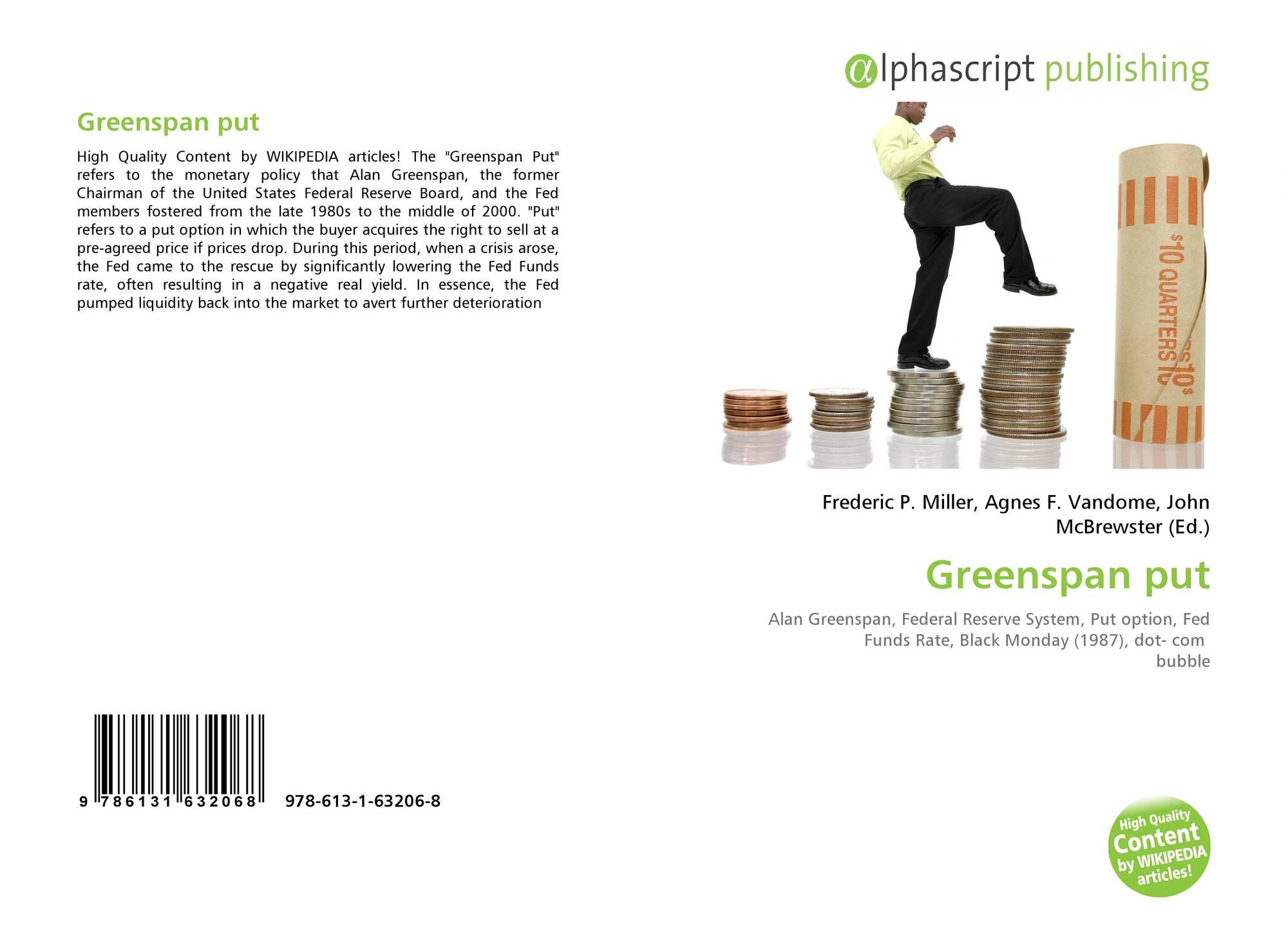 greenspan put opció)