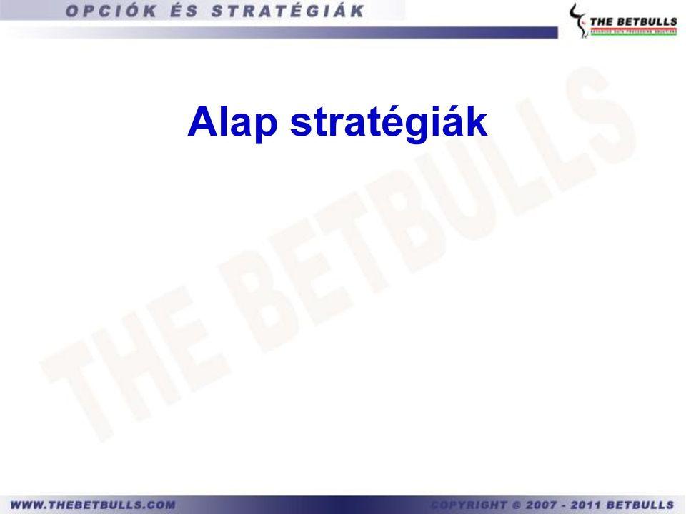 bináris opciós kereskedők stratégiái