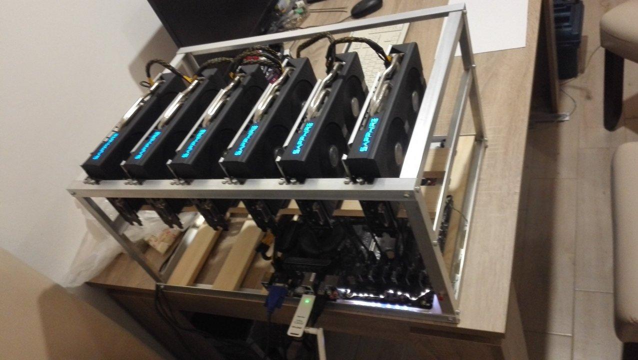Bitcoin gép