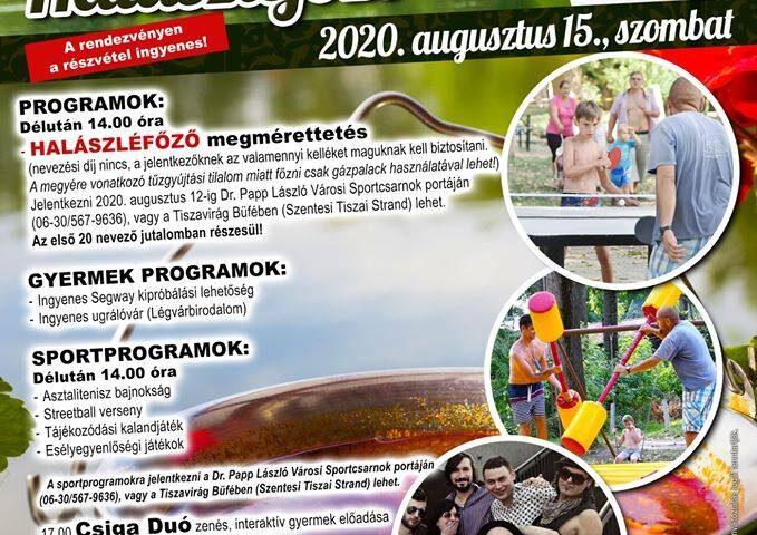 Hétvégi gyerekprogram