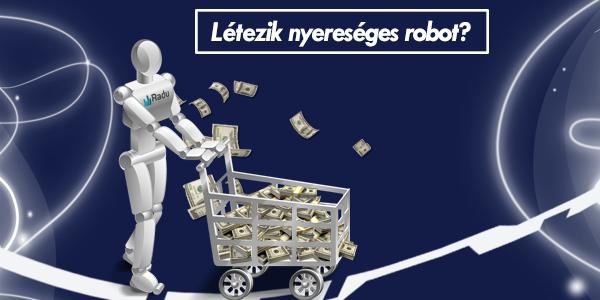 kézi kereskedés vagy robot)