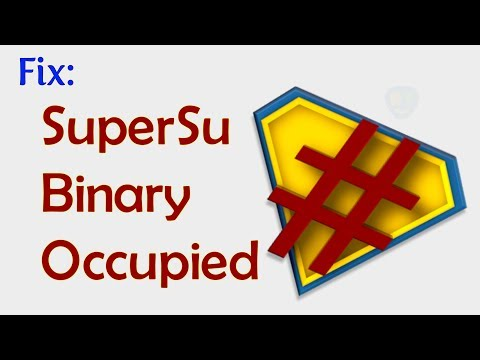 bináris frissítés a supersu-ban)