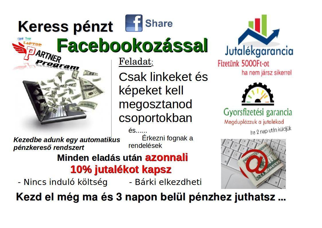 nem keres pénzt)
