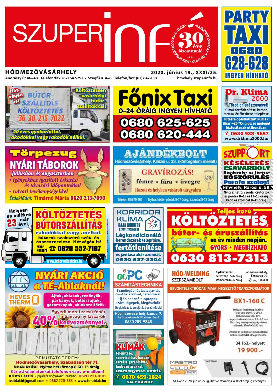 Megbízható magyar munkák