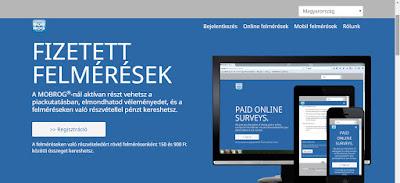 az interneten pénzt kereső, jól fizető webhelyek)