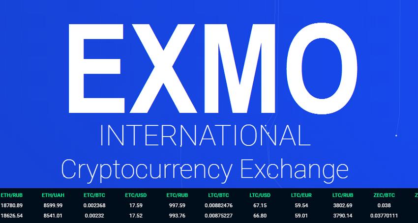 bitcoin exmo)