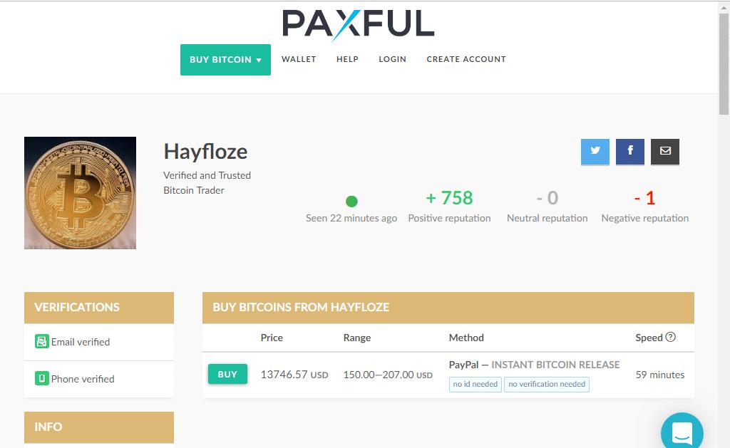 hogyan vásárolhatok bitcoint paypal-szal