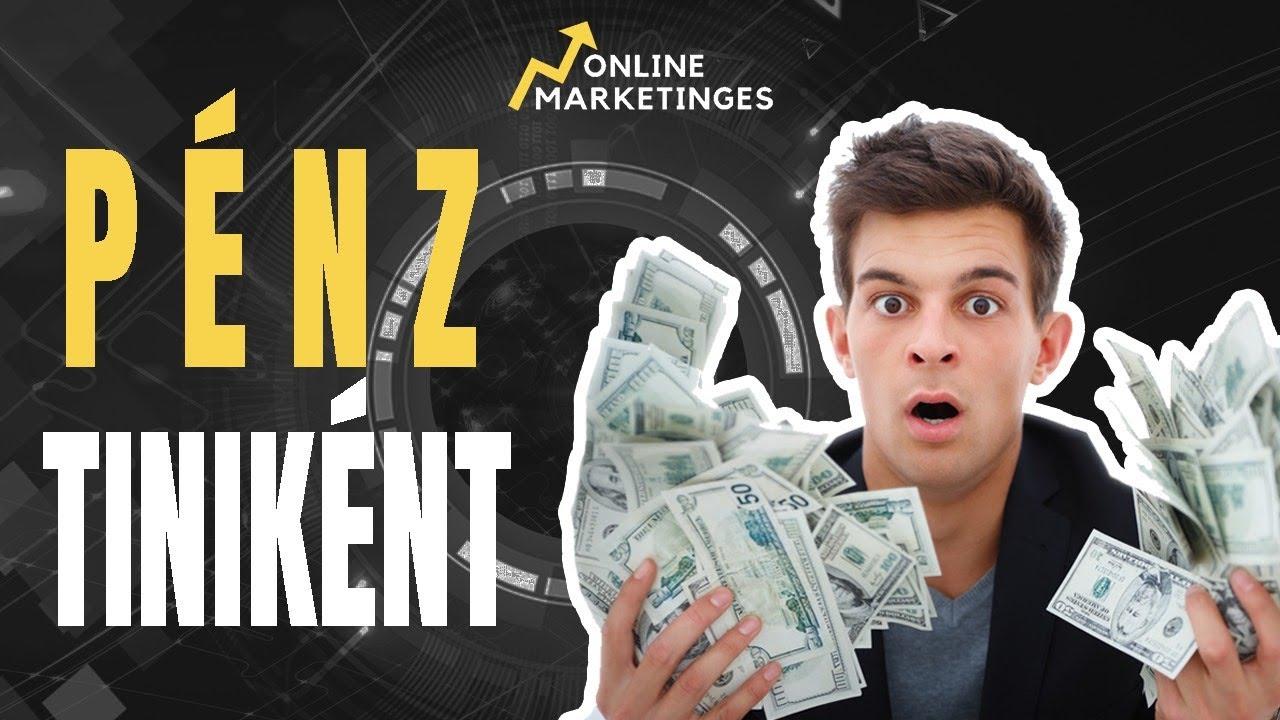 pénzt keresni az interneten wotért