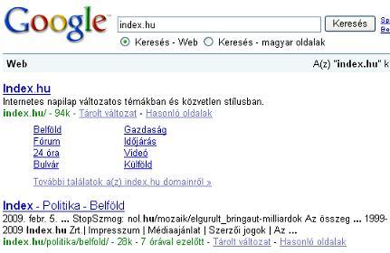 mennyit kereshet az interneten való találgatással)