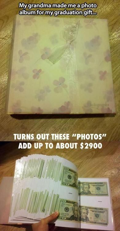 Pénz csomagolási ötletek