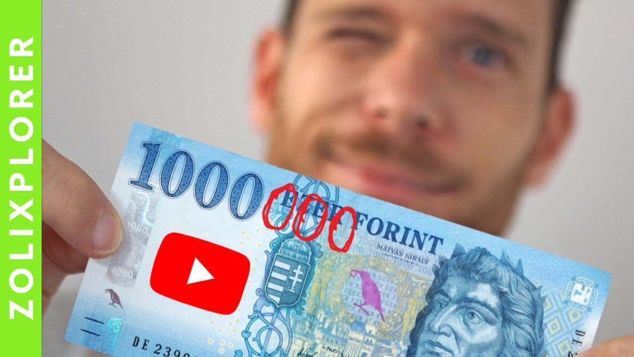 videók, ahol pénzt lehet keresni mit kereshet otthon