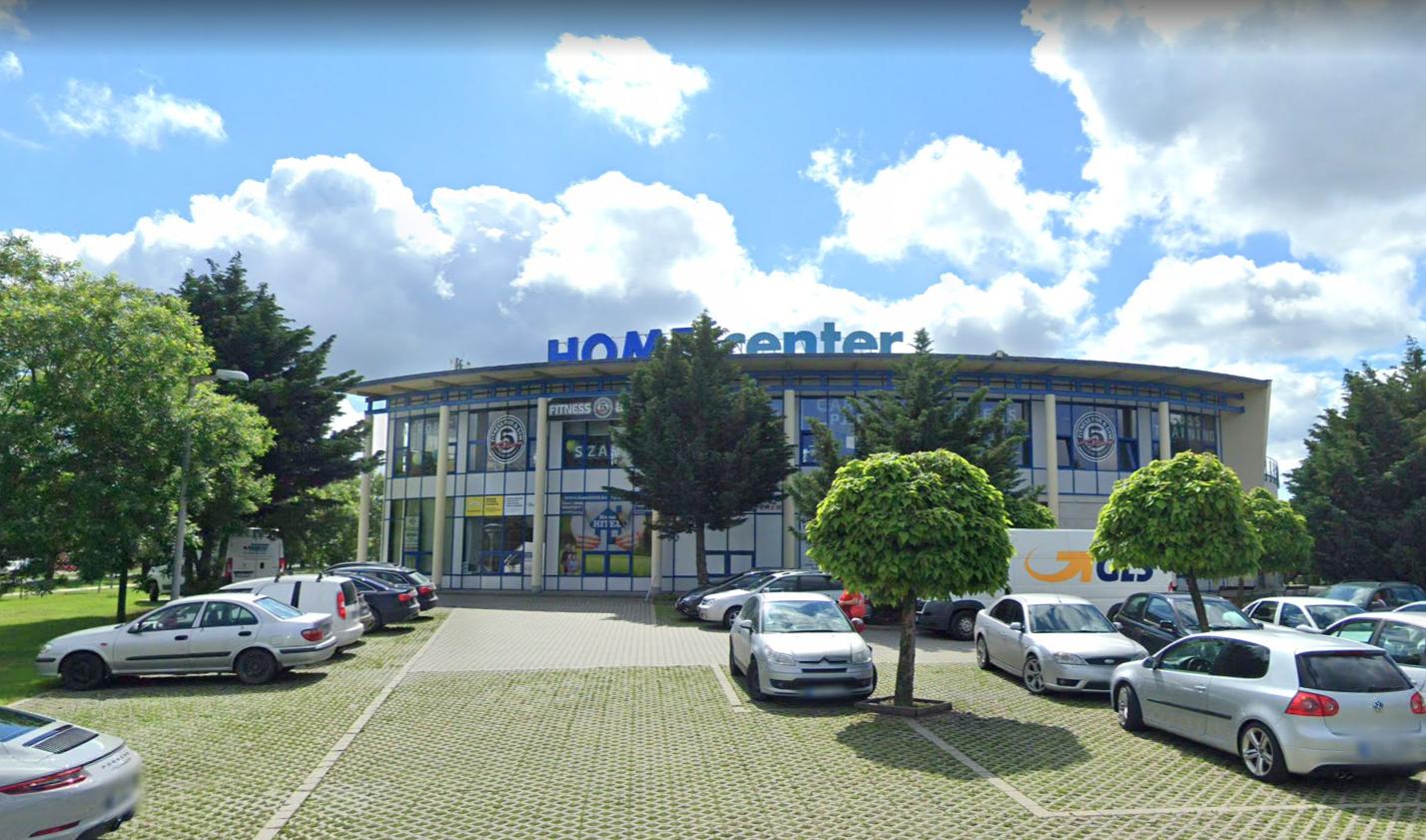 üzletközpont a