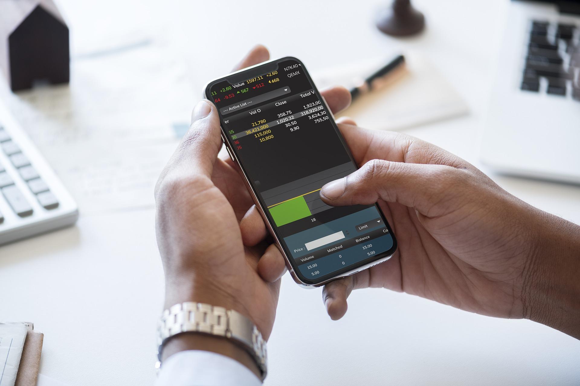 mobil kereskedési hírek