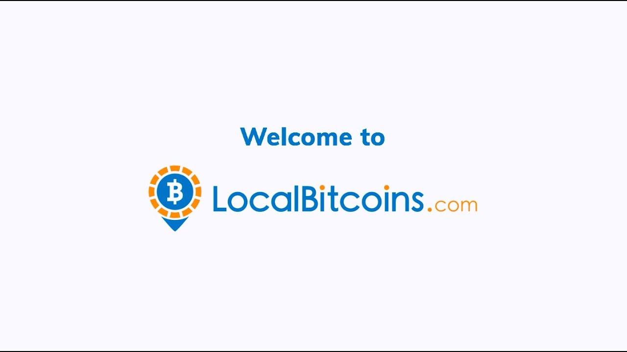 bitcoin localbitcoins net vásárlás