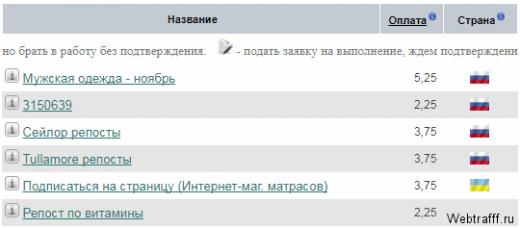 minden olyan webhely, ahol gyorsan pénzt kereshet)