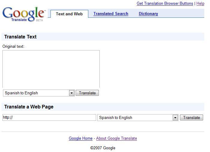megadott opció fordítása