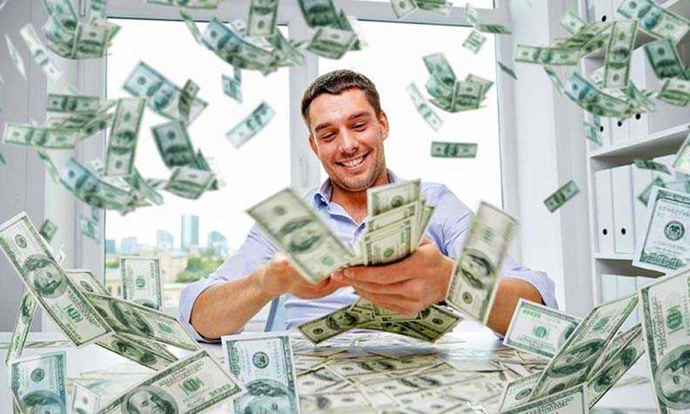 pénz hogyan lehet pénzt megtakarítani és meggazdagodni)