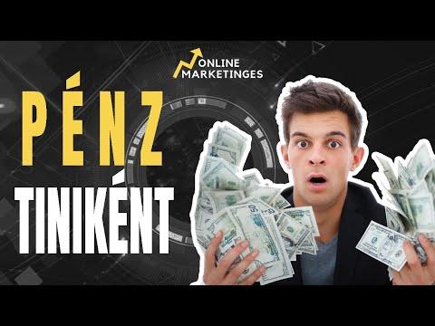 pénzt keresni online bitcoinokkal
