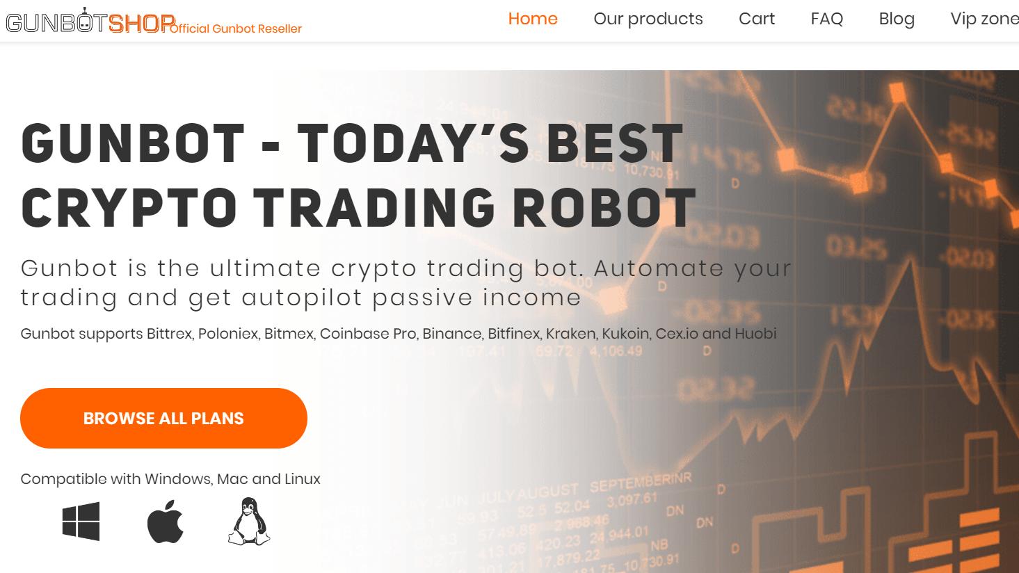 ár akció kereskedési robot