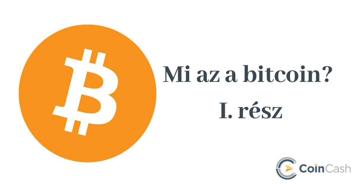 bitcoin hogyan működik)