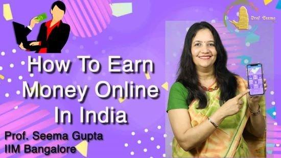 mit tehet az interneten, hogy pénzt keressen