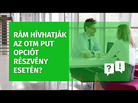 Opciós kiírásban rejlő lehetőségek (videó) - Opciós Tőzsdei Kereskedés