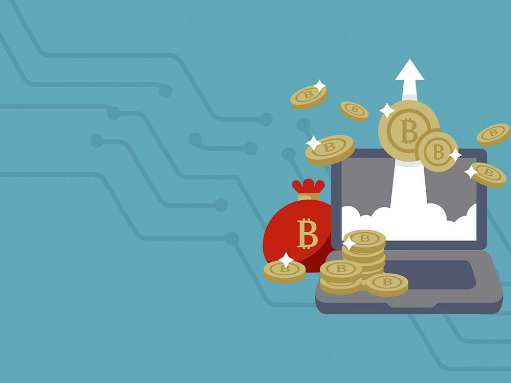 a bitcoin születése