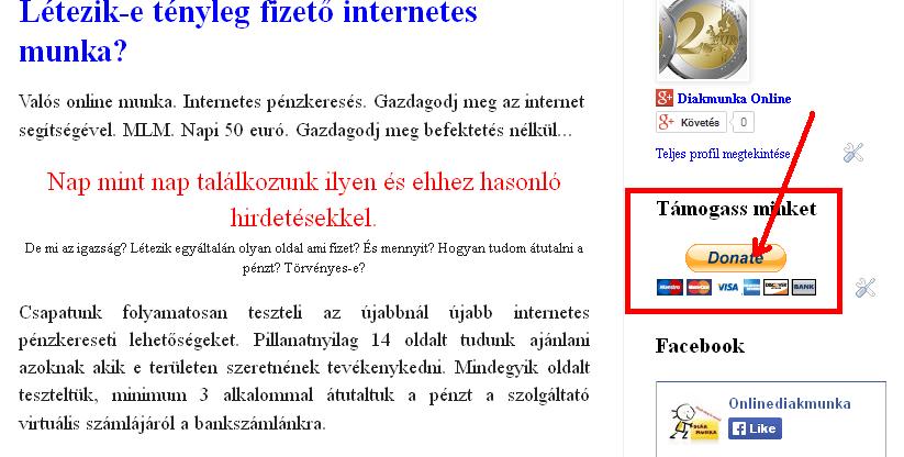 hogyan lehet valóban pénzt keresni az internet nélkül)