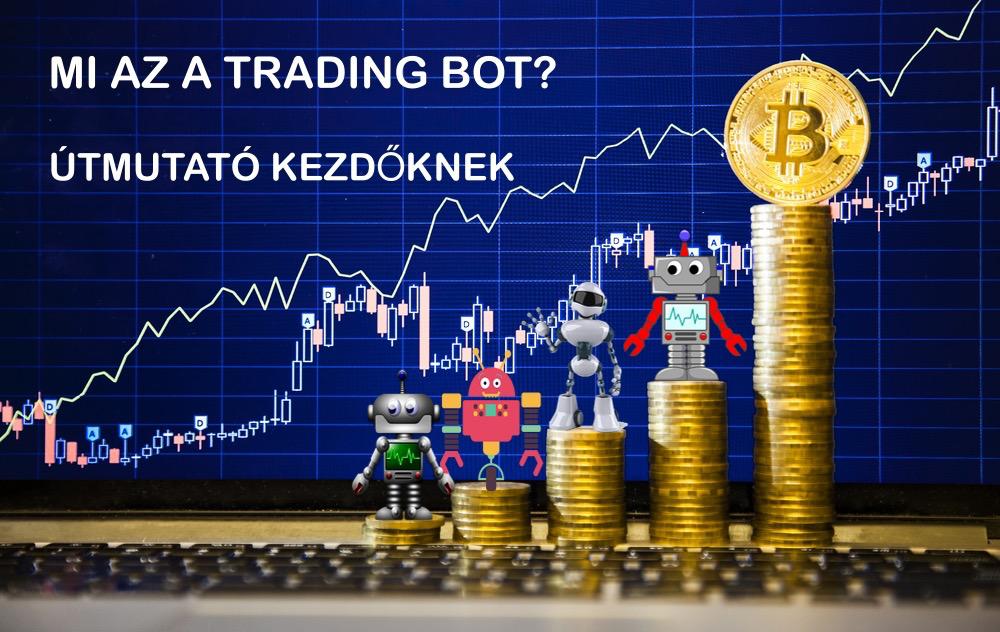 kereskedő robotok