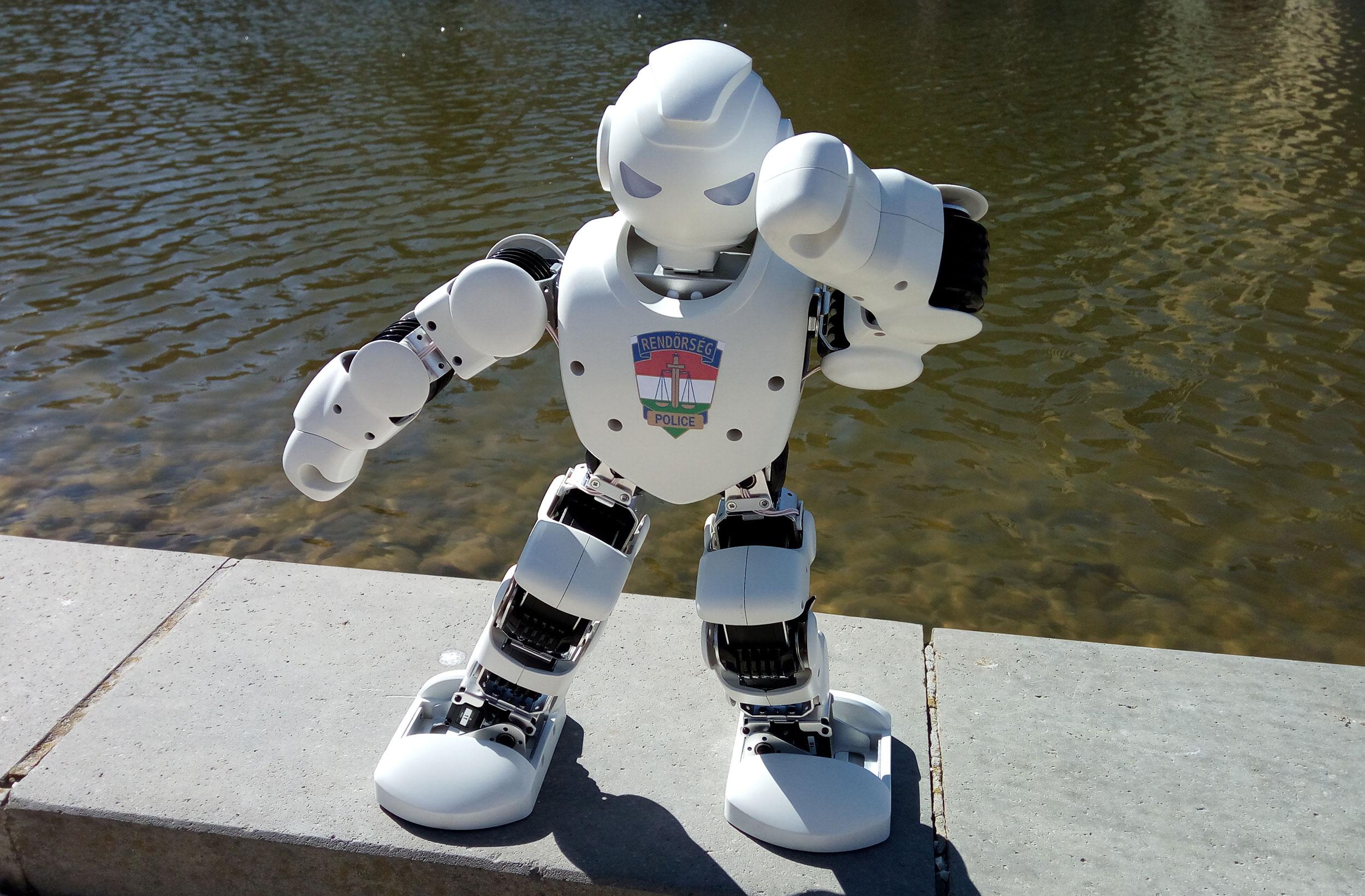 opciók robotok