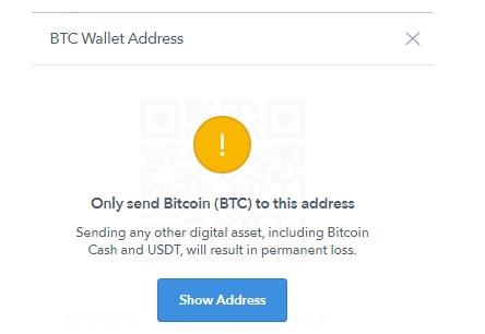 hogyan lehet a bitcoinokat bitcoin címen keresztül visszavonni hogyan lehet pénzt keresni robotokkal