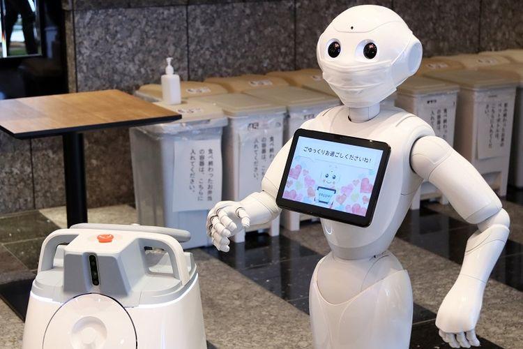 kereskedő robot háló