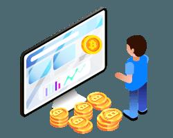 bitcoin hogyan lehet pénzt keresni sok befektetés nélkül bináris opciós kereskedési tőzsde