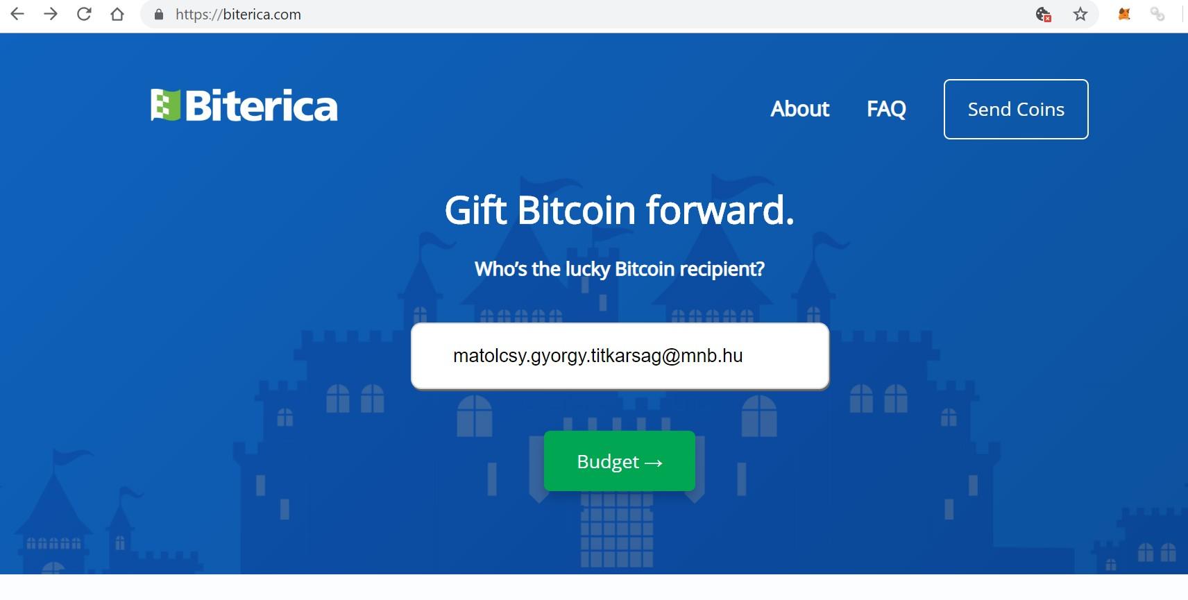 hogy bitcoin címet