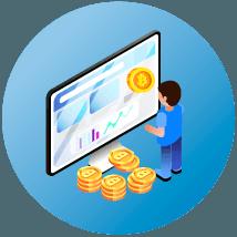 bitcoin hogyan lehet pénzt keresni a semmiből)