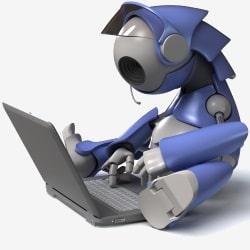 kereskedés robotokkal