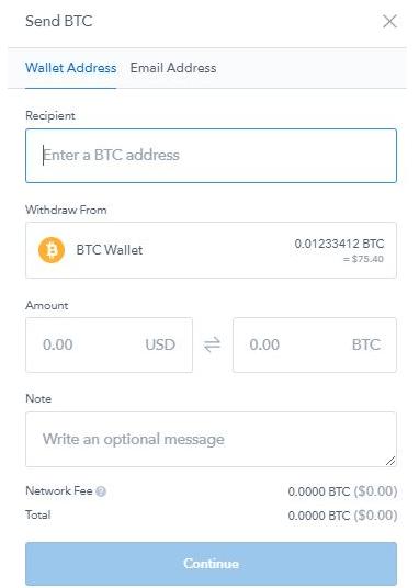 azonnali bitcoin kivonás)