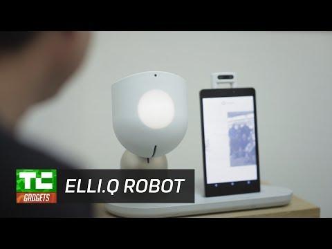 kereskedés robot ellie-vel