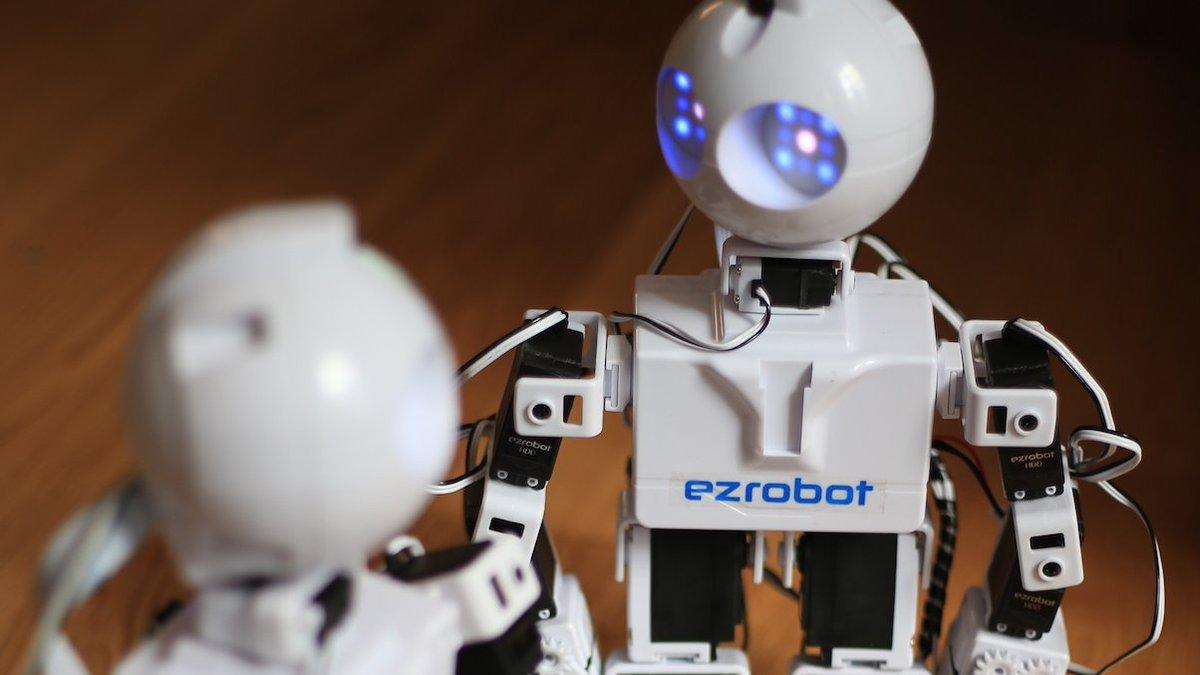 robot opció
