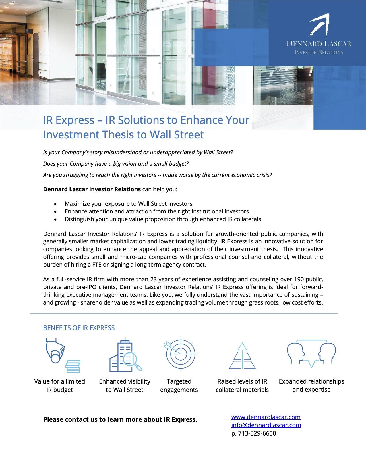 firm express express trading llc)