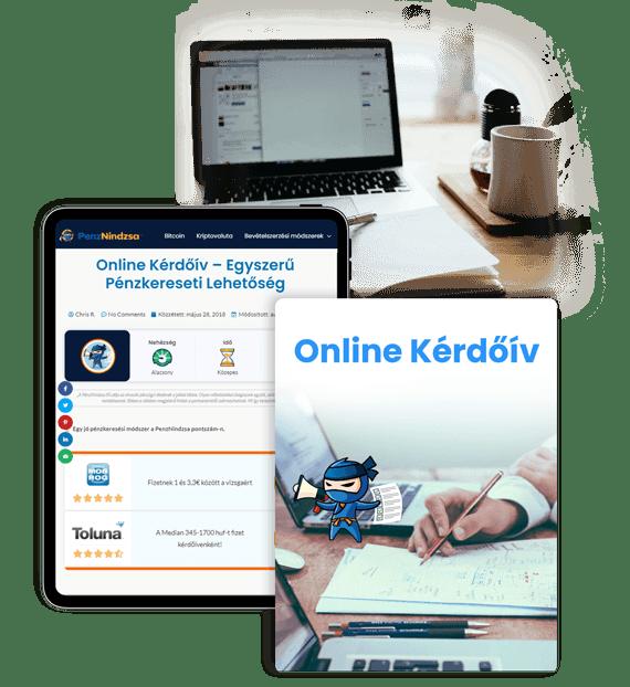 internetes pénzkeresésről szóló tanfolyam
