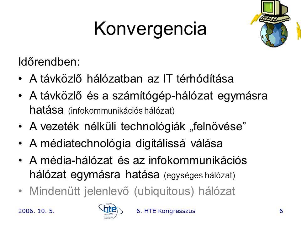 konvergencia kereskedelem