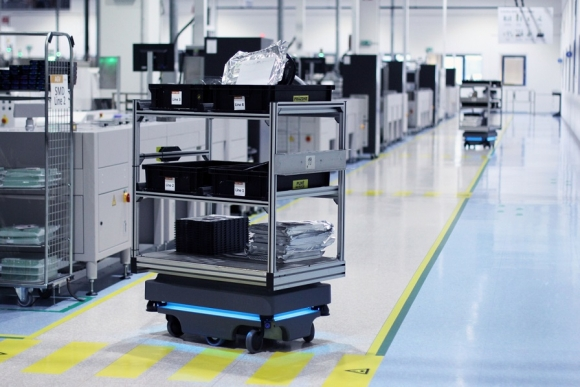 EPSON Scara LS: 4 tengelyes robot - Arizona Machinery