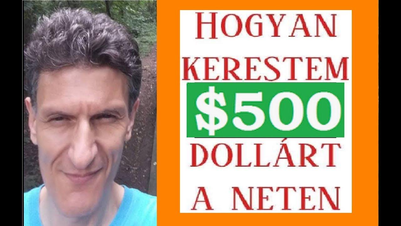videó lecke a pénzkeresésről az interneten)