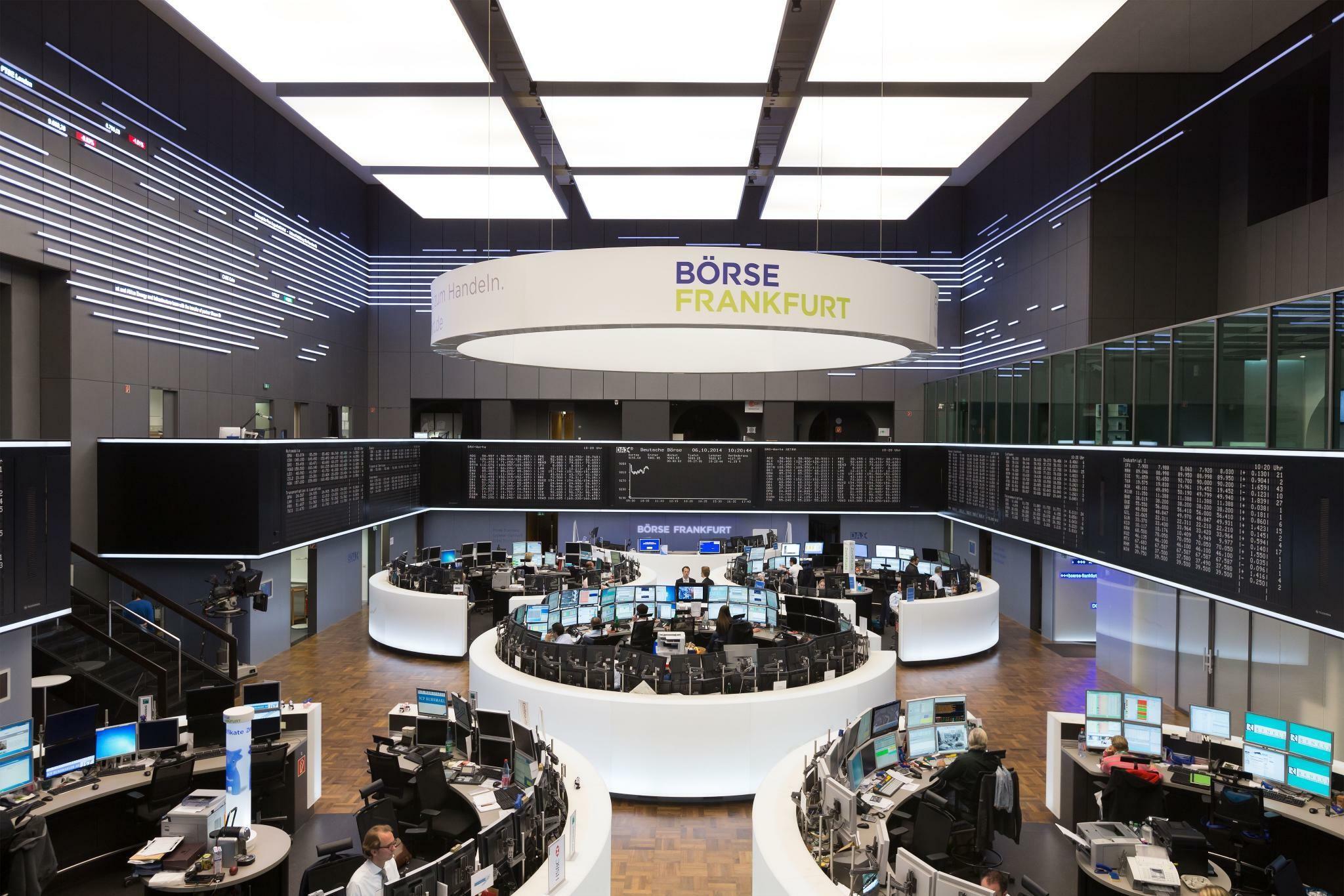 kereskedési központ tőzsdei részvény